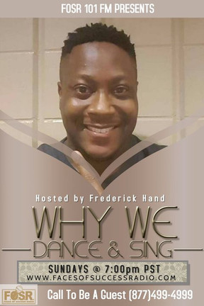 Why We Dance & Sing