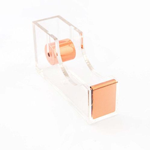 Tape Dispenser (Rose Gold)