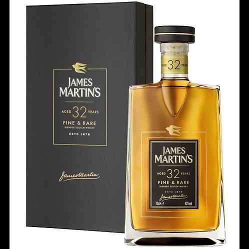 James Martin's 32 years w/ box