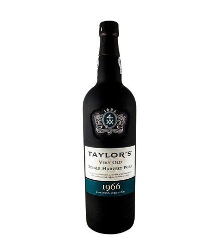 Very Old Taylor Colheita 1966