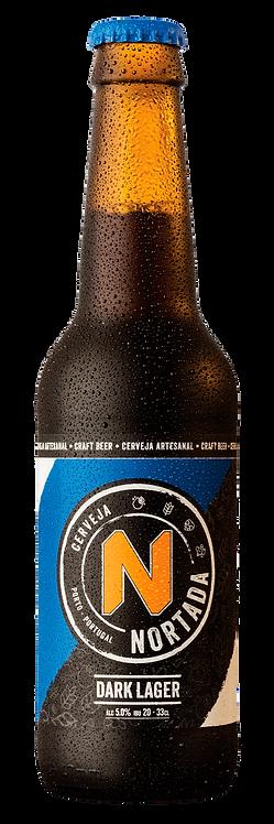 Nortada Dark Lager Craft Beer