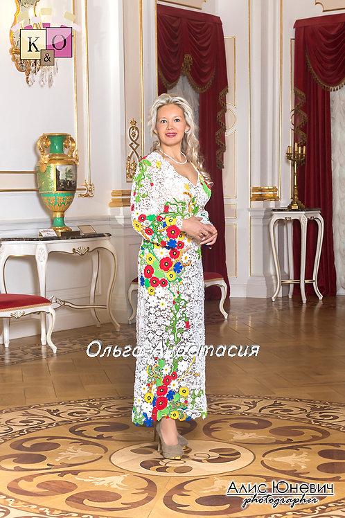 Платье Королеве Людмиле