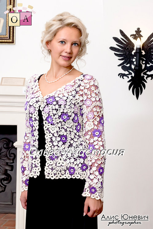 Jacket Lydmila's happy spring