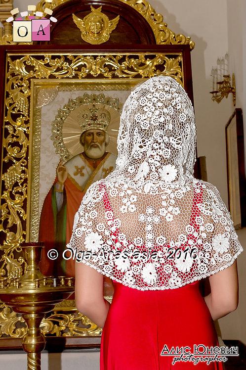 cape for church