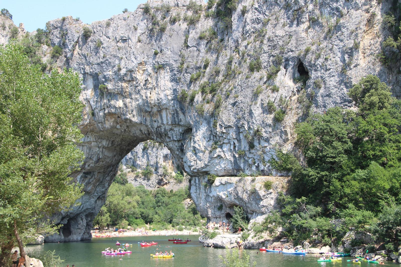 Le Pont D Arc