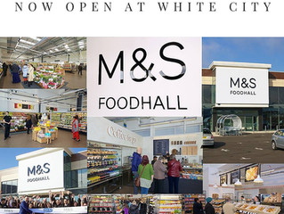 Derwent Estates - new M&S Food Hall, White City Retail Park, Manchester