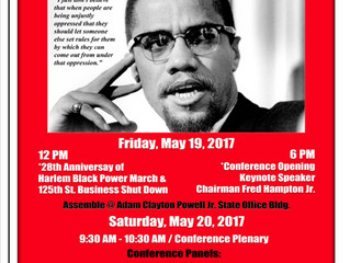 Malcolm X Conference on Self-Determination