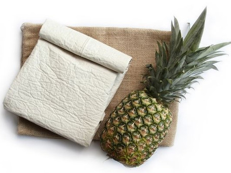Textiles Turn a New Leaf, a Pineapple Leaf that is!