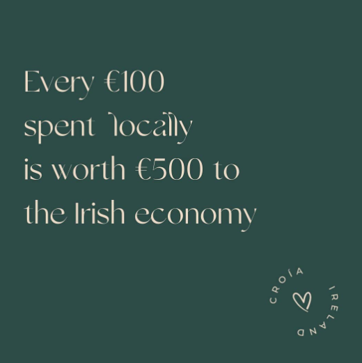 The local multiplier effect in Ireland