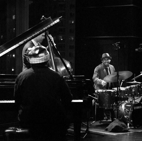 Ali, ELEW & Me Dizzy's Black & White.jpg