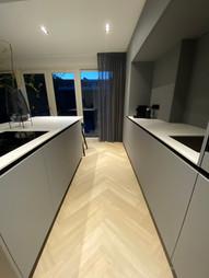 Luxe complete keuken