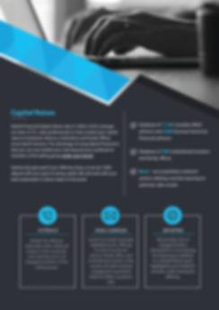 Hybrid Corporate Profile - Page 6 (Cap M
