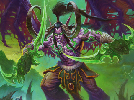 We Were Not Prepared: Hearthstone Adds It's First New Class Since Launch