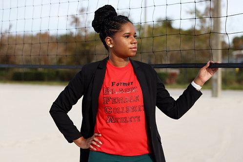 Former Black Female Collegiate Athlete