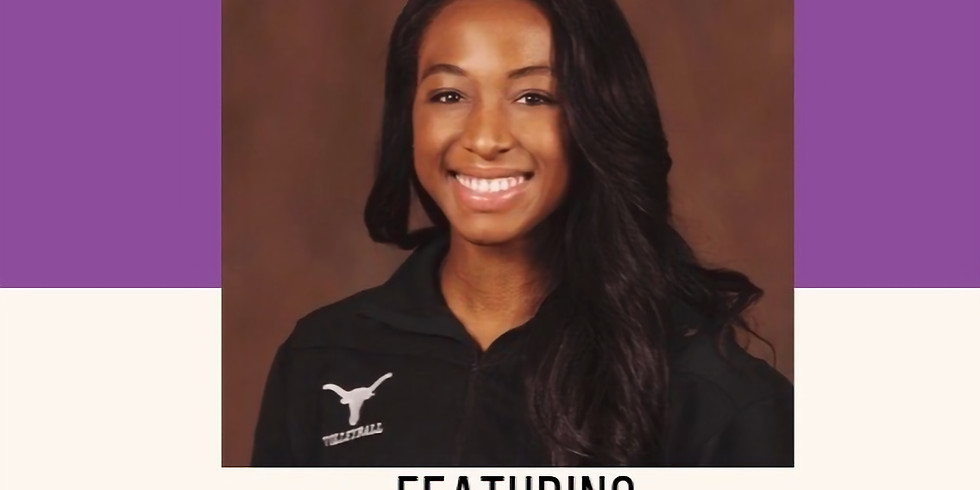Volleyball Sisters Featuring Chiaka Ogbogu