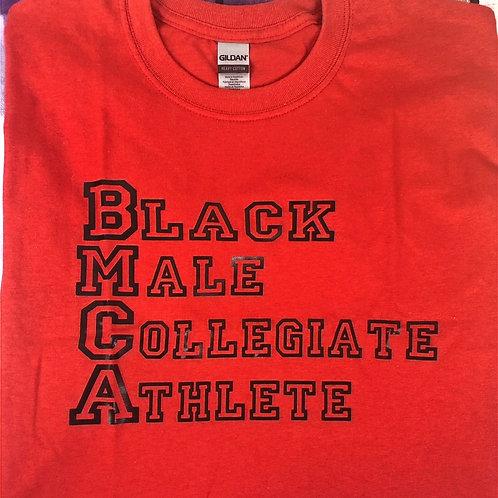 Black Male Collegiate Athlete