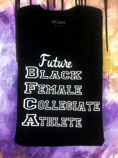 Future Black Female Collegiate Athlete