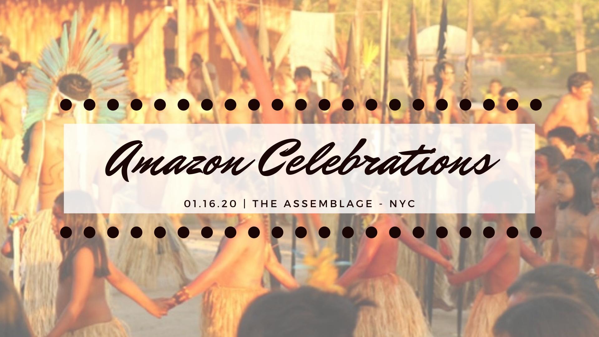 Amazon Celebrations