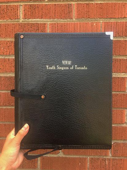 Mandatory Main and Sr. Treble Choir Folder