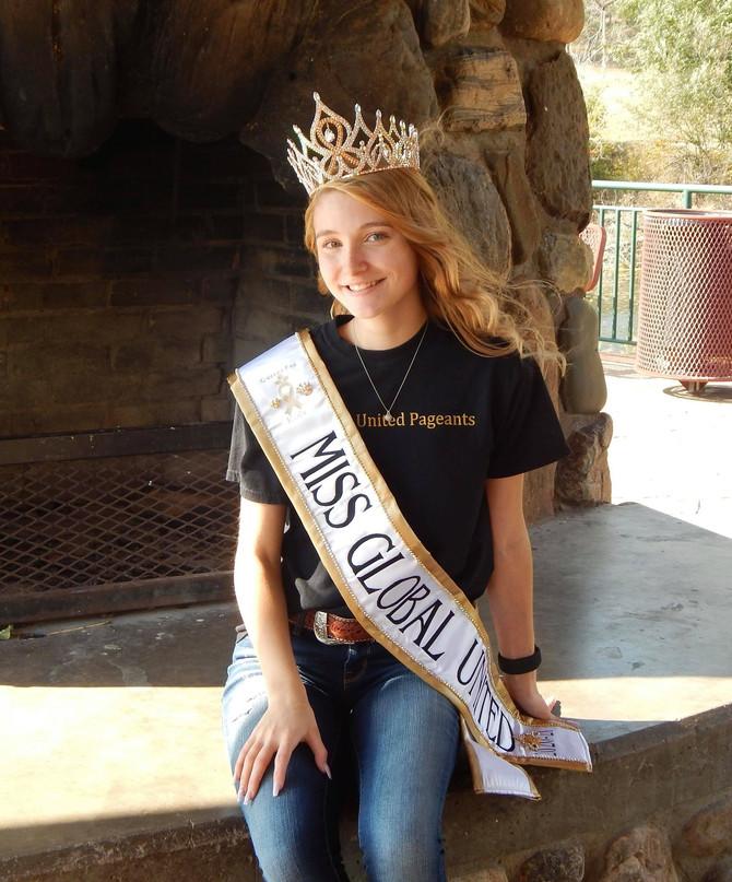Meet Hope Geigle- Miss Global United 2020-21- From South Dakota