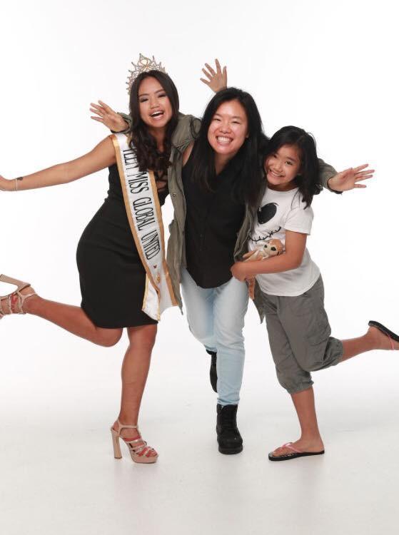 Meet Felicity Trinh- Teen Miss Global United 2016-17 (Australia)