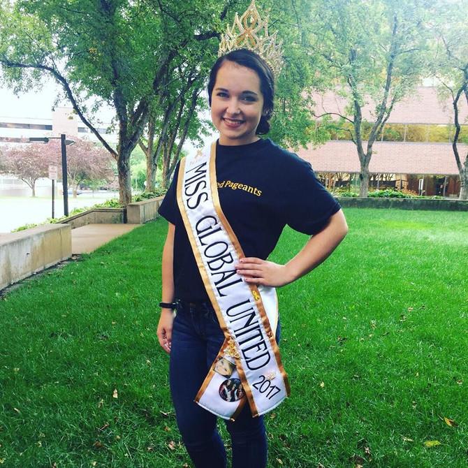 Meet Katie Kramer- Miss Global United 2017-18 -Minnesota,  USA