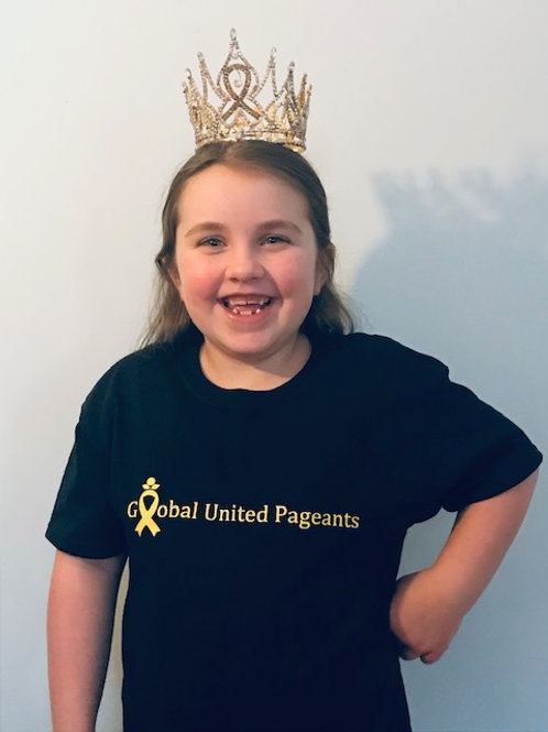 Children's Size Official Pageant Shirt