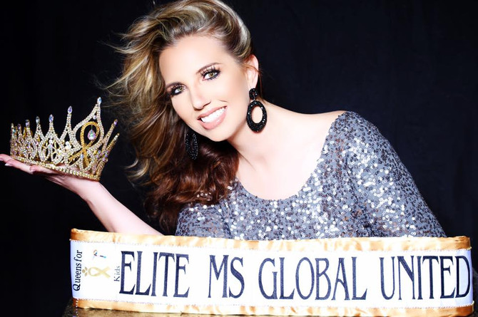 Meet Jessica Smith- Elite Ms Global United 2016-17 (USA)
