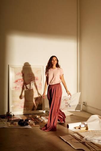 Rebecca Dayan for Harper's Bazaar Germany