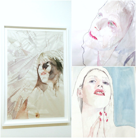 The last weekend of Rebecca Dayan's solo exhibition!