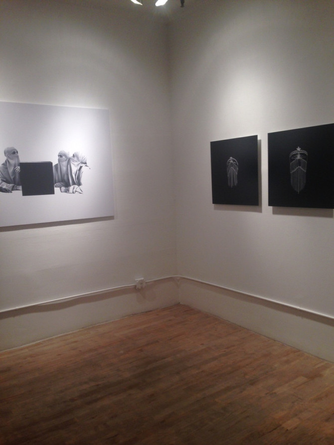Don't miss Mehdi-Georges Lahlou's new New York show