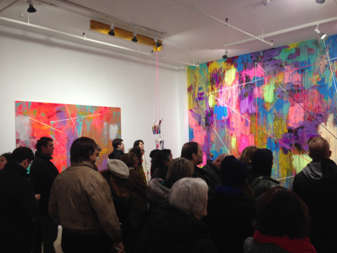 Catherine Ahnell Gallery as part of New York Gallery Tours