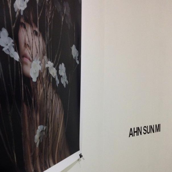 Grand opening tonight – award-winning photographer Ahn Sun Mi