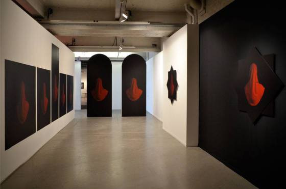 Mehdi-Georges Lahlou's exhibition Paradis Uncertain at the Centrale For Contemporary Art