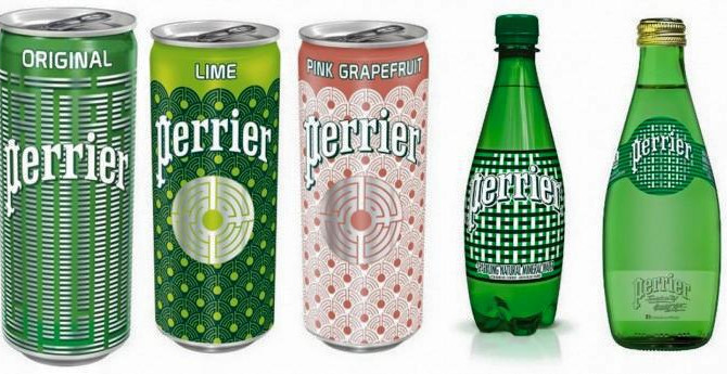 Worldwide Perrier collaboration with L'ATLAS launches at Catherine Ahnell Gallery