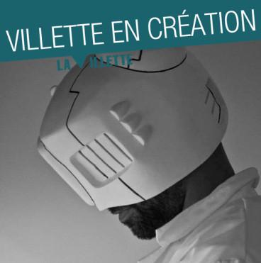 LMDLDZR_ZeeR's intervention at WIP, La Villette