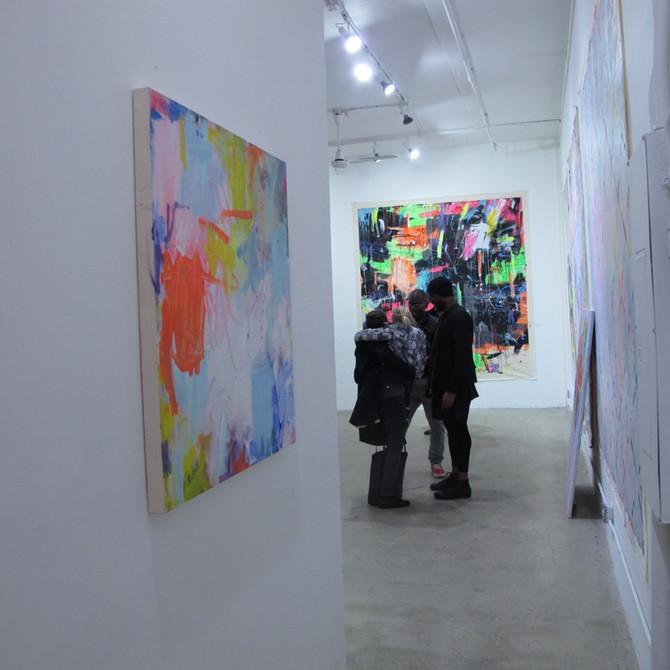 Recap: Opening Studio Visit by Miljan Suknovic