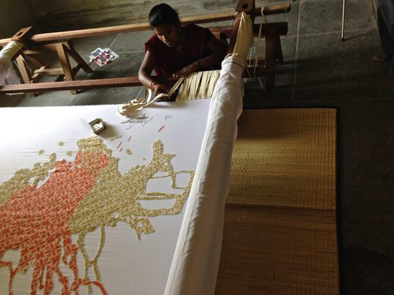 Yassine Mekhnache is in Pondicherry, India working on his next project