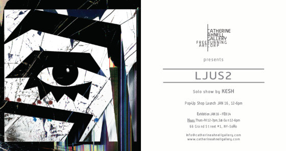 Opening and Pop Up Shop Launch tomorrow