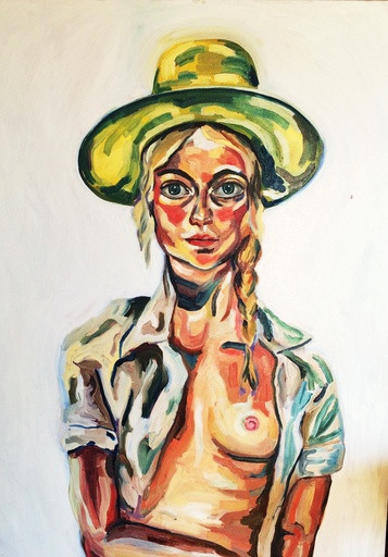 Bid on Tali Lennox's work in the Free Arts NYC Annual Art Auction