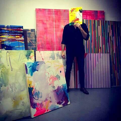 Two more days of Miljan Suknović's solo exhibition