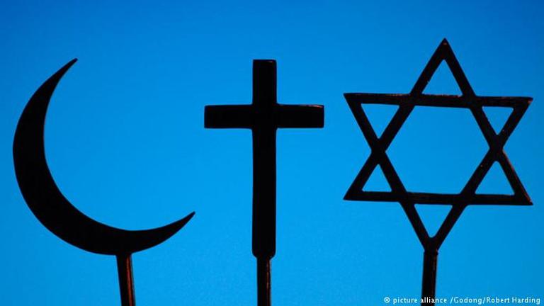 Three Religions, One God
