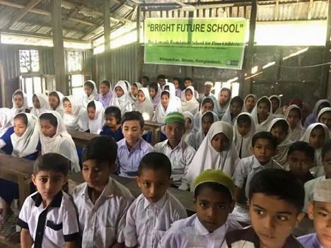 Bangladesh - Critical Humanitarian Need for Children