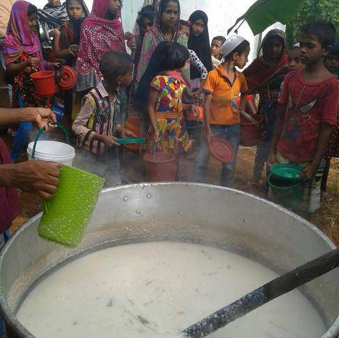 Sri Lanka - Ramadan Kanji Iftar Program