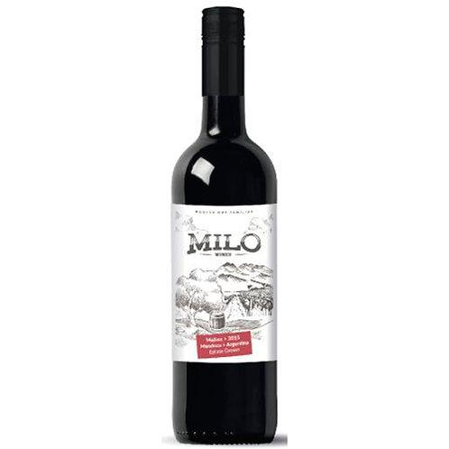 Milo Estate Malbec 2017