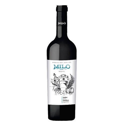 Milo Reserva Malbec 2015
