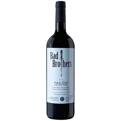 Bad Brothers Facon Selection Malbec 2016
