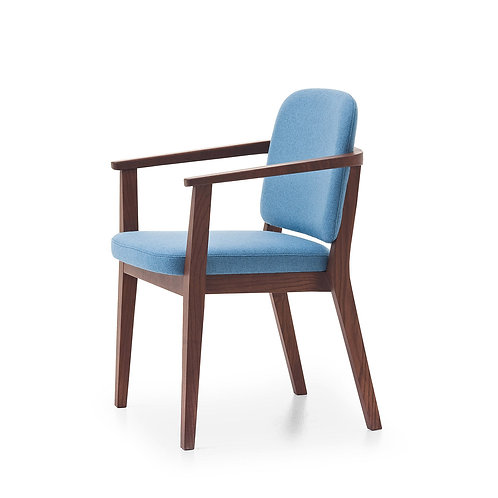 Chelsea Dining Stacking Armchair 02