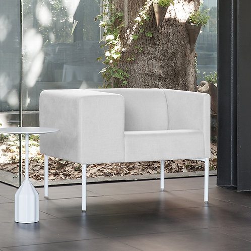 Brix Armchair Wide Arm