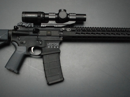 Custom AR15 Build for Vector Controls And Automation Group